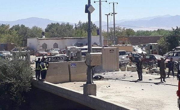 Əfqanıstanda terror: 12 nəfər öldü, 45-i yaralandı
