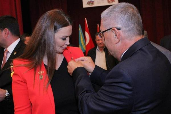 Paşayeva medallara layiq görüldü – Foto