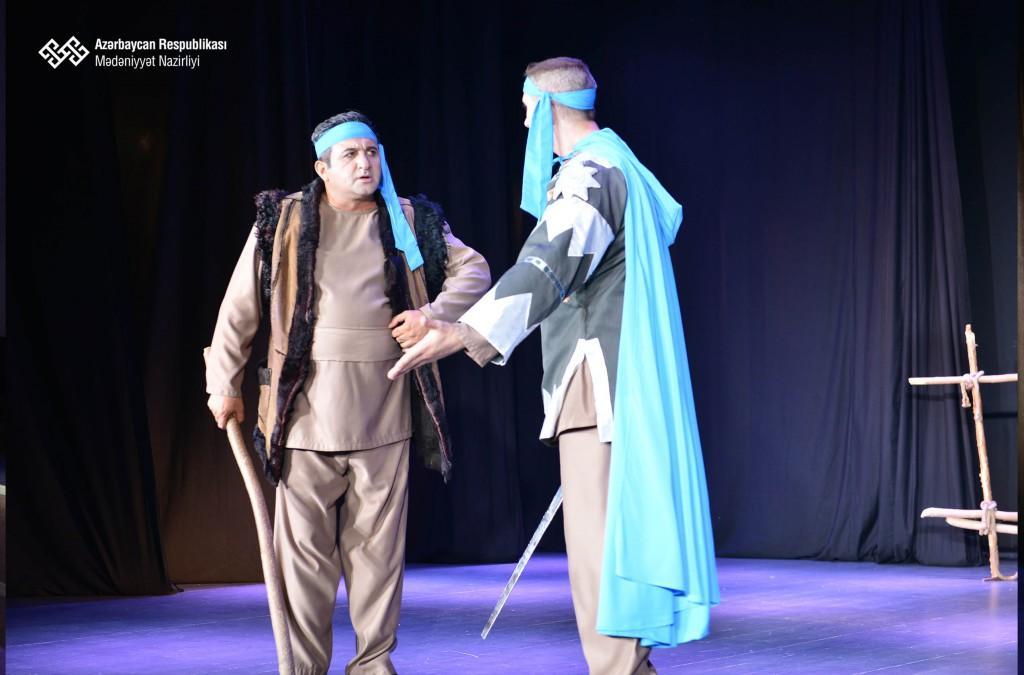 Peşəkar milli teatrın 147-ci mövsümü başlandı - Foto