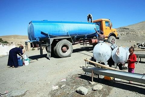 غربی آذربایجاندا ۱۰۰ کندین ایچمهلی سویو تانکئرله تعمین اولونور