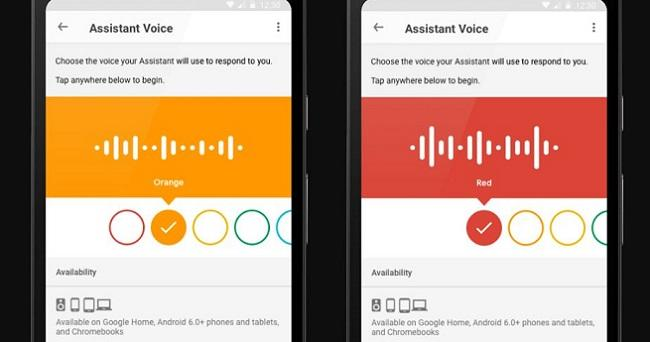 Google Assistant`s new voice is launched in 9 countries