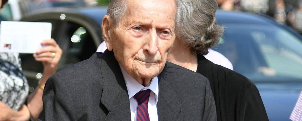 Holokostdan sağ çıxmış ən yaşlı sakin öldü