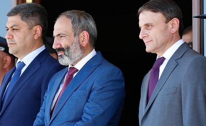 Tovuz təxribatının hədəfi: Nikolun yeni hücumu... - Video