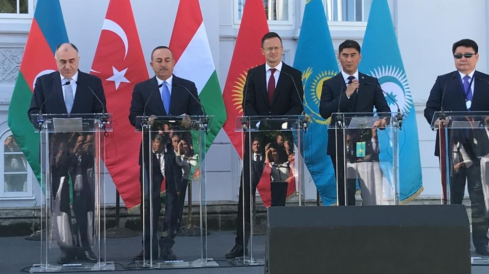 TDƏŞ-in Budapeştdə ofisi açıldı - Foto