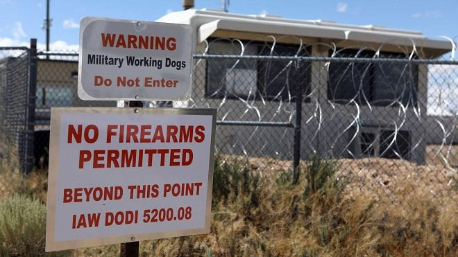 'Area 51' - hundreds of people want to 'see aliens'