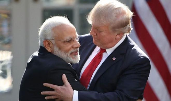 Trump, Modi discuss COVID-19 via telephone