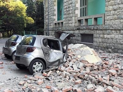 Albaniyada zəlzələ: 68 nəfər yaralandı - Foto