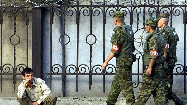 В Таджикистане напали на российских военных