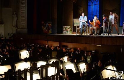 Üç ölkənin opera ulduzları Bakıda