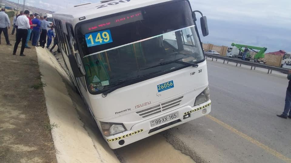 ДТП в Баку, есть пострадавший - Фото