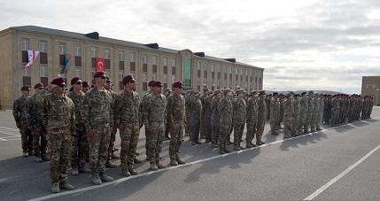 Состоялось открытие учений «Кавказский Орел - 2019»