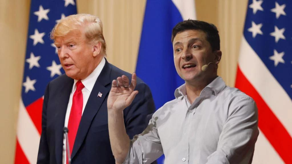 Zelensky to meet Trump again