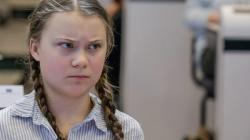 Thunberg joins climate rally amid worldwide demonstrations