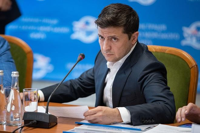 Zelensky recovered from a coronavirus