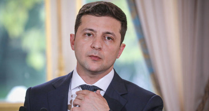 Zelensky called: The horrors of war...