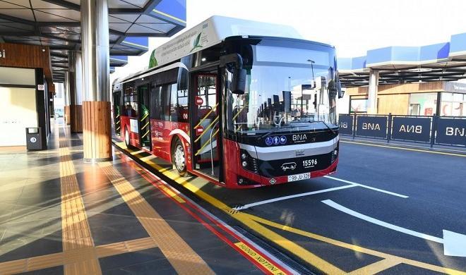 Возобновлена работа экспресс-автобусов