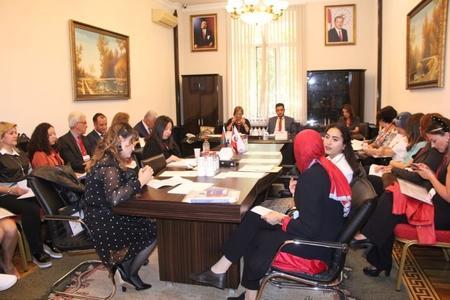 124 alim Bakıya toplaşdı: Türk Dili Qurultayı