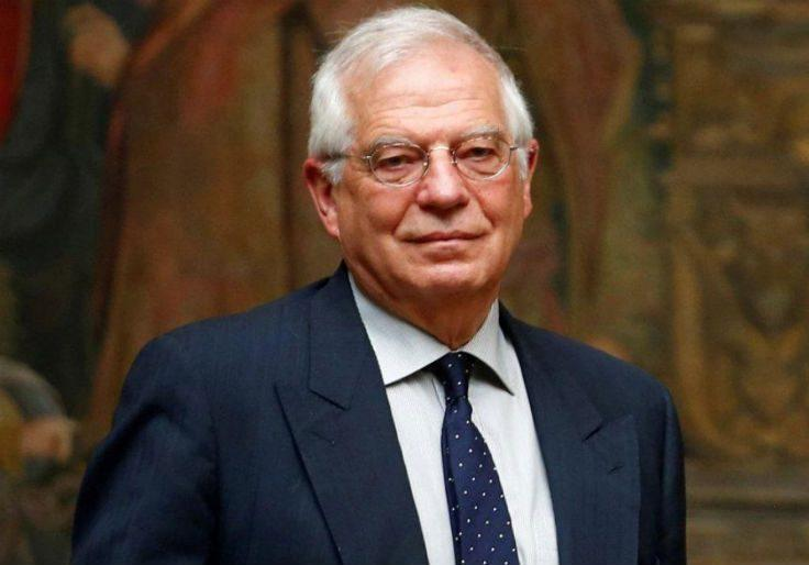 Borrell doubts Kremlin wants de-escalation in Ukraine