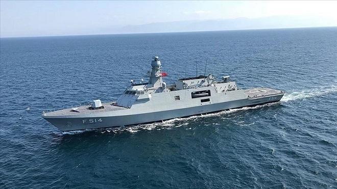 Турция проводит военно-морские учения с тремя странами