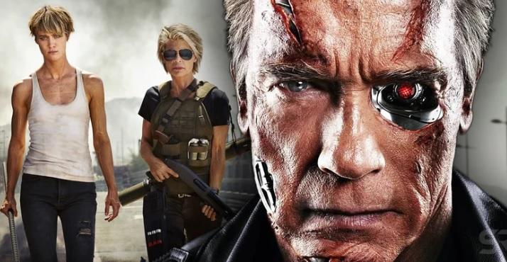 """Terminator 6"": final treyleri rekord qırır - Video/16+"