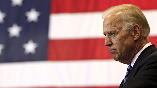 Biden vows US to never recognize Russian hold on Crimea