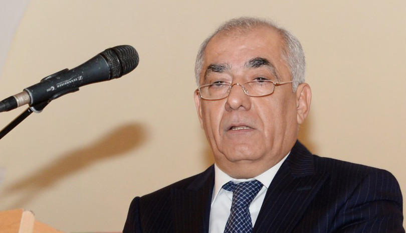 Ali Asadov sent condolences to the Tatarstan President