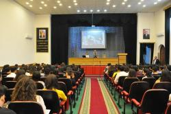 Azercell met with students of regional universities
