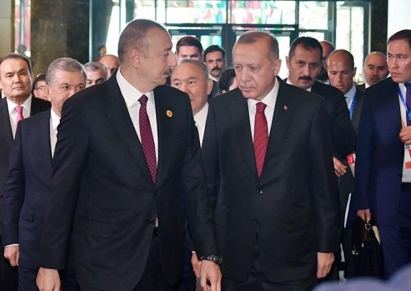 Ilham Aliyev to Erdogan: We are ready for any help!