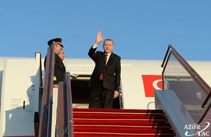 Erdogan leave Berlin international conference on Libya