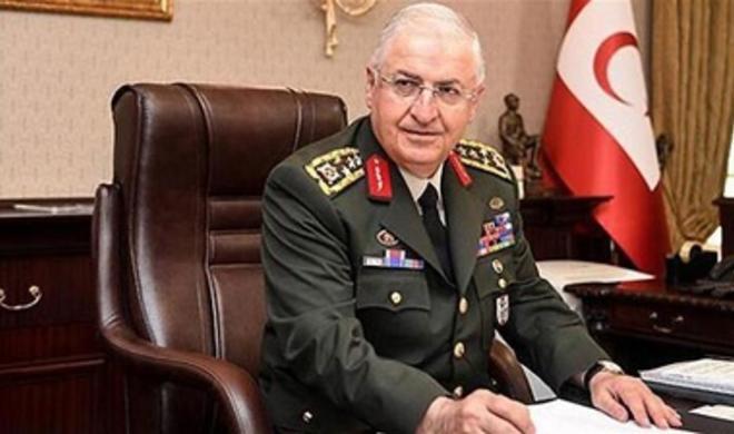 Turkish military chief visits Pakistan Navy HQ