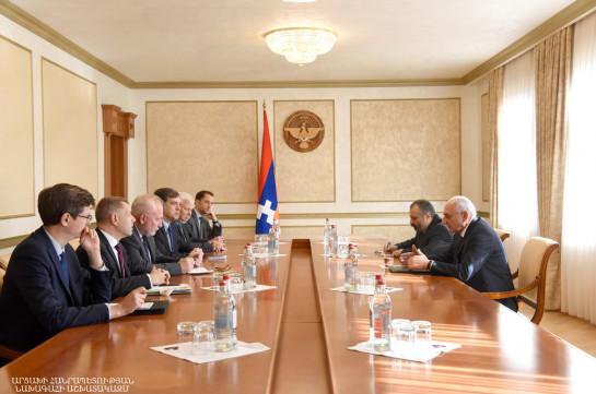 Сопредседатели посетили Нагорный Карабах