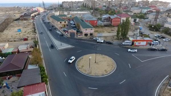 В Баку завершена реконструкция еще одной улицы