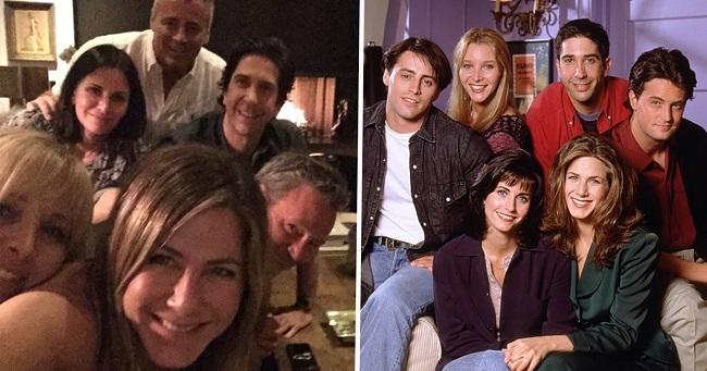 Friends stars finally confirm TV reunion