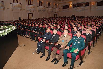 DTX-nin Mədəniyyət Mərkəzində forum - Foto