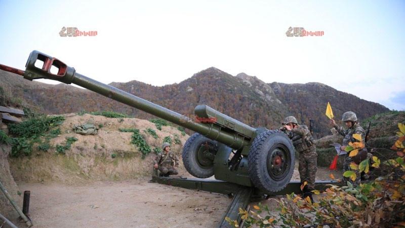 ارمنیستان اونا گوونیب، هوجوم ائدیر - ایسرایل اکسپرتی