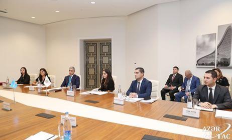 Heydər Əliyev Fondu ilə UNİSEF memorandum imzaladı