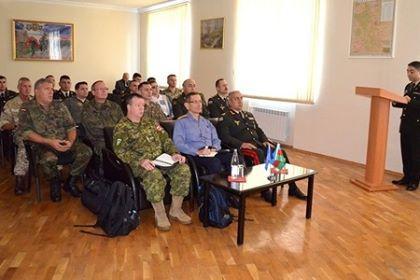 """Orduda """"NATO günləri"""" başa çatdı - Foto"""