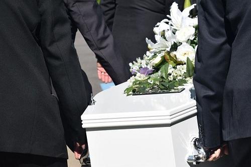 Мужчина «воскрес» на собственных похоронах