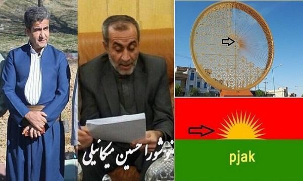Azərbaycan şəhərində PKK-ya abidə qoyuldu