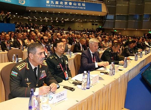 Zakir Həsənov Çində görüşlər keçirdi - Foto