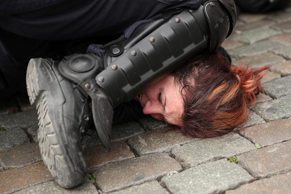 Bu saxtakarlıq Azərbaycan polisi üçün başucalığıdır