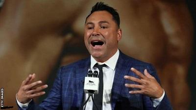 De La Hoya faces sexual assault claims