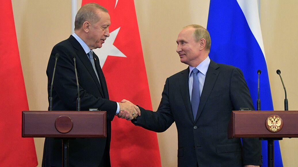 Full text of Turkey, Russia agreement on northeast Syria