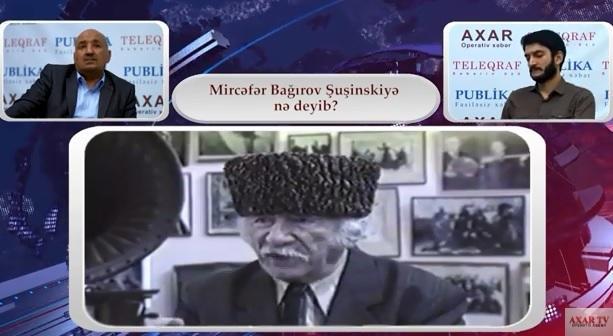 Faktlar açılır: Böyük yazıçımız Moskvada yandırılıb? - Video