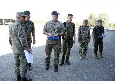 Əlahiddə Ümumqoşun Orduda yoxlama aparıldı - Foto