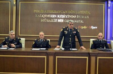 8 mindən çox cinayət qeydə alınıb - Polkovnik