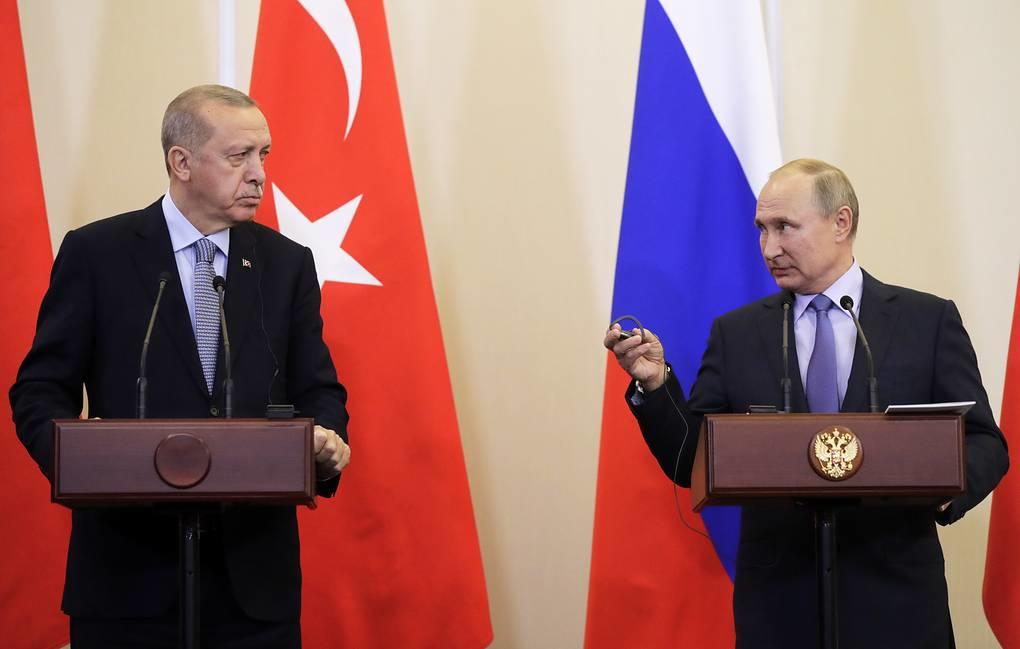 Erdogan and Putin spoke about Karabakh