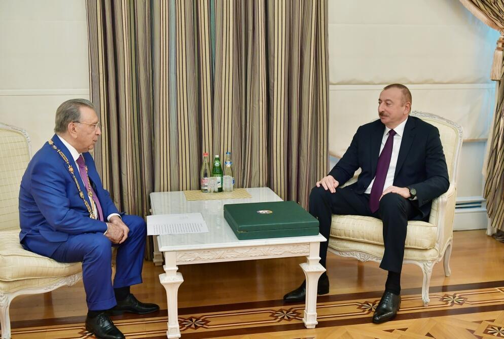 Prezidentdən Mehdiyevə: Biz buna müqavimət göstəririk...