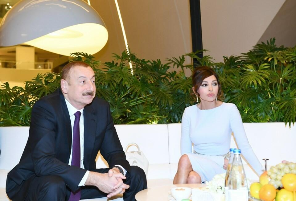 From Mehriban Aliyeva on the April battles -