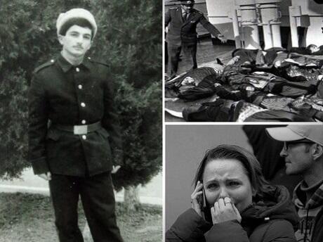 Самая страшная трагедия в метро. Баку, 1995 - Видео